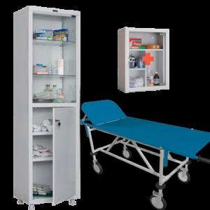 6. Медицинская мебель