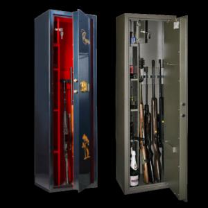 Сейфы для охотничьего оружия