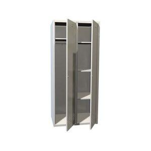 Шкаф для раздевалки LS-21U ПРАКТИК