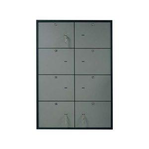 Блок депозитных ячеек VALBERG DB-8