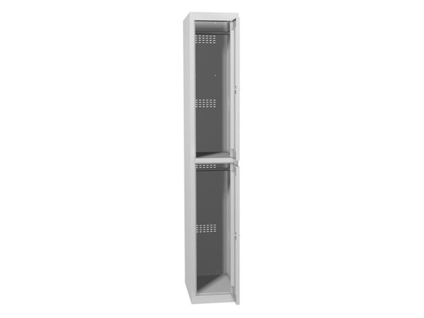 Шкаф металлический ПРАКТИК ML 12-30 базовый модуль