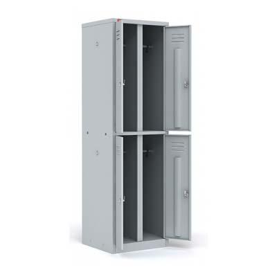 Шкаф для раздевалок ШРМ-24 1