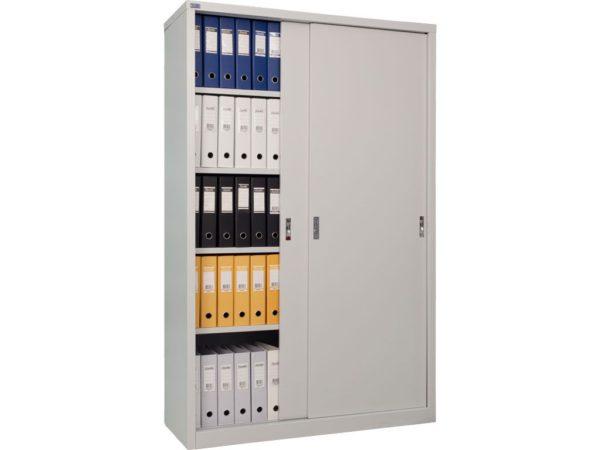 Металлический шкаф для офиса NOBILIS NMT-1912