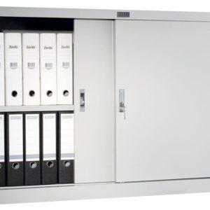 Металлический шкаф для офиса ПРАКТИК АМТ 0812