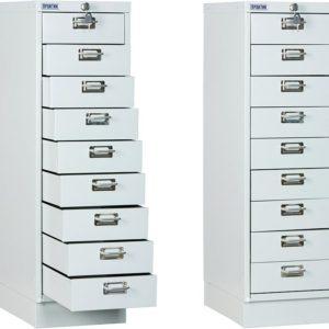 Многоящичный шкаф ПРАКТИК MDC-A4/910/9