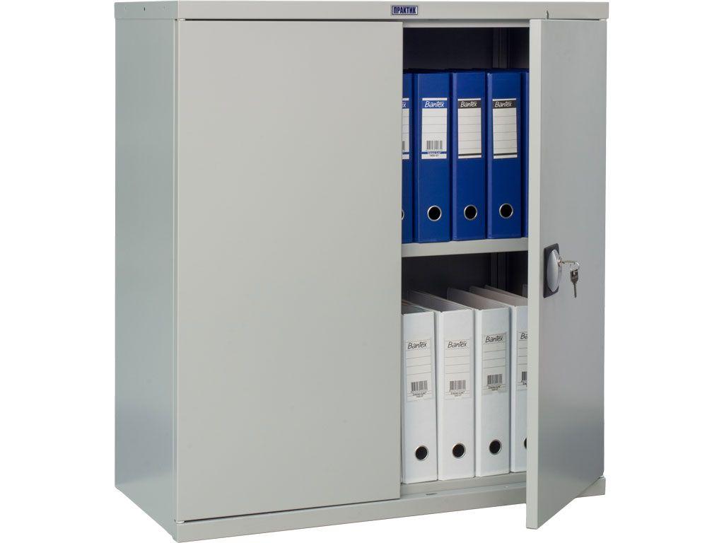 Металлический шкаф для офиса ПРАКТИК СВ-21