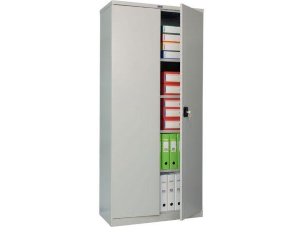 Металлический шкаф для офиса ПРАКТИК СВ-12