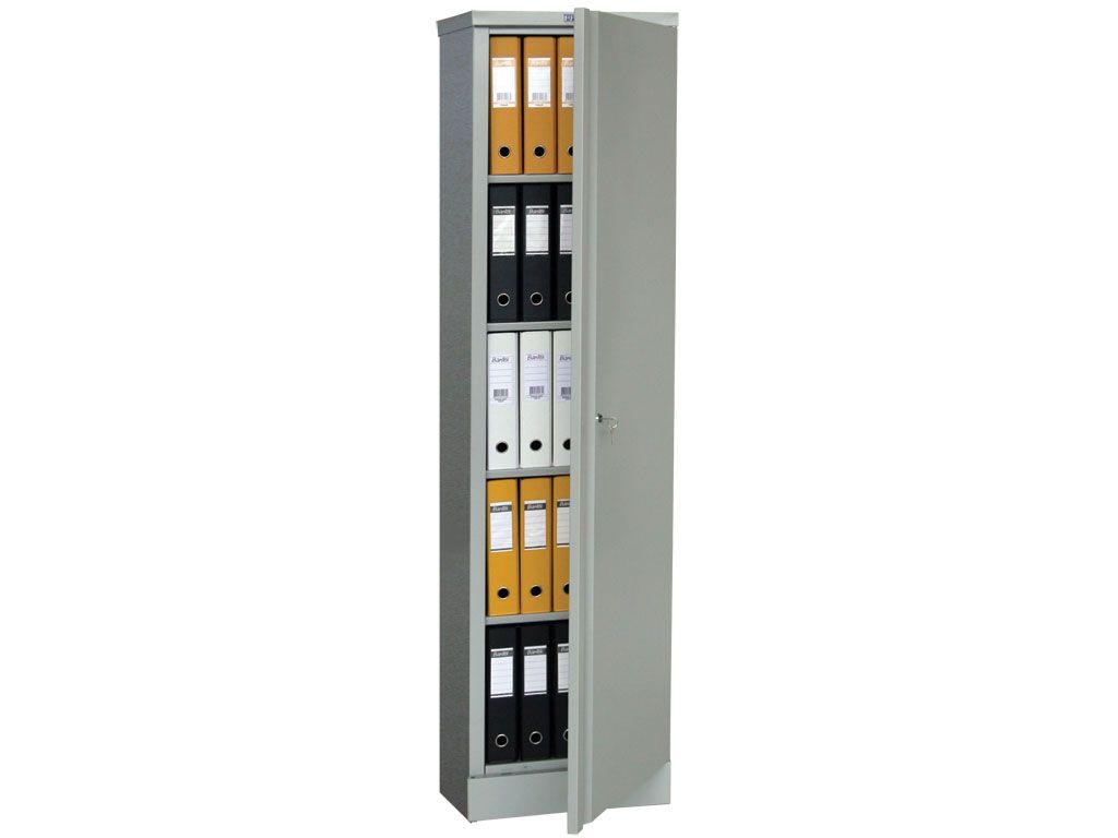 Металлический шкаф для офиса ПРАКТИК AM 1845