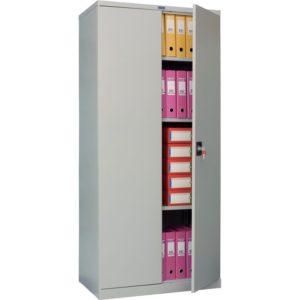 Металлический шкаф для офиса ПРАКТИК СВ-15