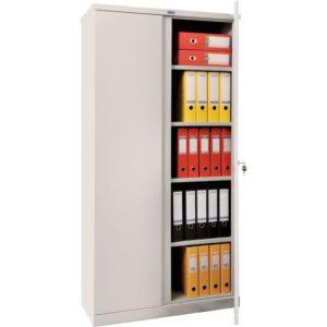 Металлический шкаф для офиса ПРАКТИК М 18