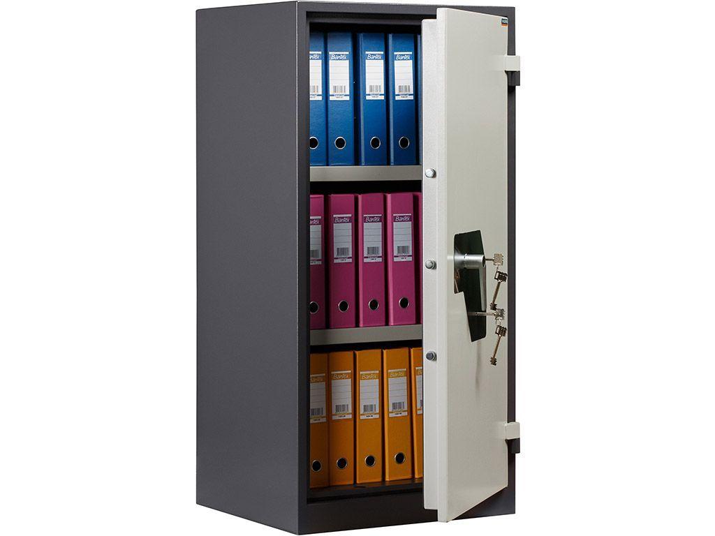 Металлический шкаф для офиса VALBERG BM-1260KL