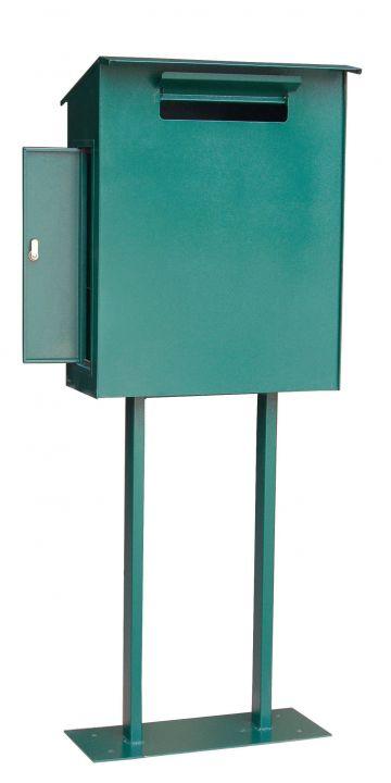 Ящик почтовый на стойке ЯП-10 (Распродажа)
