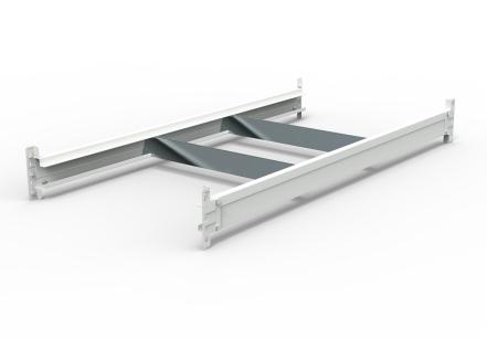 SGR-V-ДСП Комплект балок 2100x600 для ДСП настила 1
