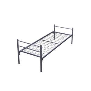 Кровать металлическая одноярусная КО1